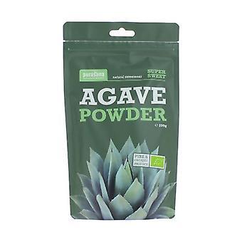 Sweet Agave Powder 200 g of powder