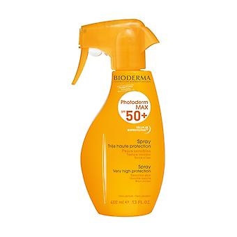 Photoderm Max SPF 50+ Invisible Texture Spray 400 ml