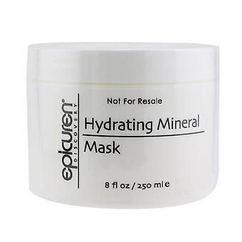 Kosteuttava mineraalinaamio - Normaali kuiva &; Kuivatut ihotyypit (salongin koko) - 250ml / 8oz