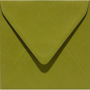Papicolor 6X Sobre 140X140mm Vert Mousse