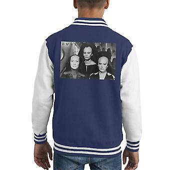 Dune Bene Gesserit gruppe foto Kid ' s Varsity jakke