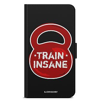 Bjornberry محفظة القضية LG G5 - قطار مجنون