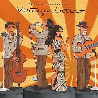 Putumayo Presents - Vintage Latino [Vinyl] USA import