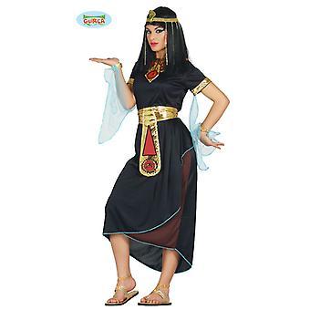 Cleopatra drakt for damer egyptiske dronningen Orient antikke Carnival karneval