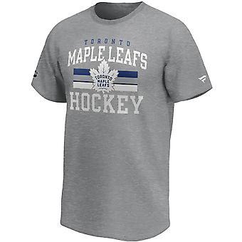 NHL Toronto Maple Leafs ICONIC Dynasty Shirt grau