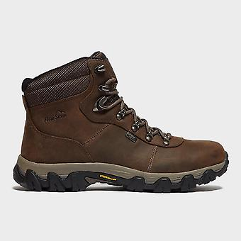 Peter Storm Men's Caldbeck Waterproof Walking Boots Brown