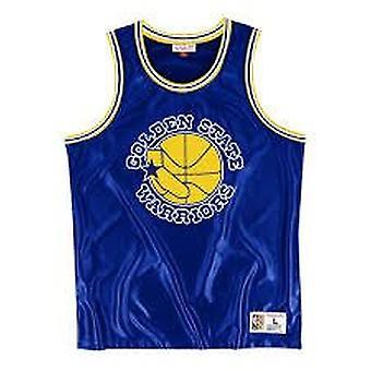 Mitchell & Ness Golden State Warriors MSTKDF18015GSWROYA1 koripallo koko vuoden miesten t-paita