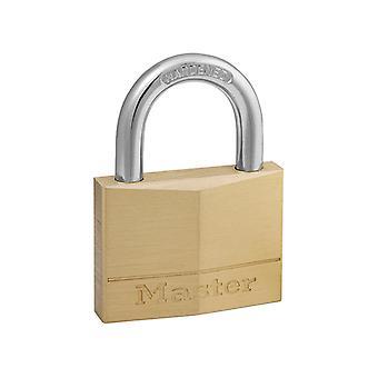 Master Lock Solid Brass 50mm Padlock 5-Pin MLK150
