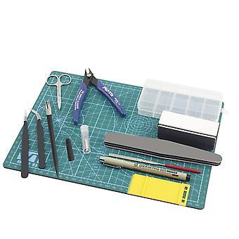 أدوات كيت موديل الأساسية، مجموعة الحرفية، مجموعة بناء