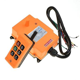 220v Ac 4-channels Hoist- Remote Control System