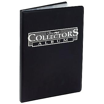 Portefeuille Ultra Pro 9-Pocket Black Collectors