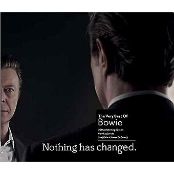 David Bowie - Nothing Has Changed [CD] Usa import