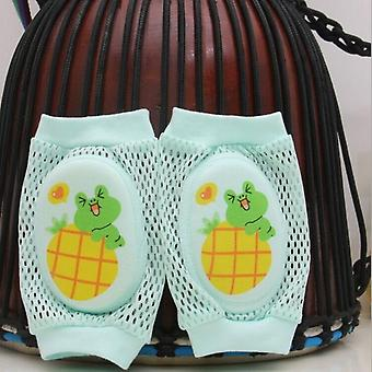 Kids Girl Boy Crawling Elbow Toddlers Baby Knee Pads Protector Safety Mesh Leg Warmer Children Cushion Infants