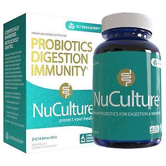 Alterna Script Nuculture Probiotics, 30 Caps