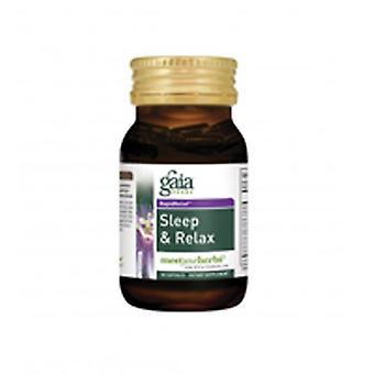 Gaia Herbs Sleep & Relax, 50 korkkia