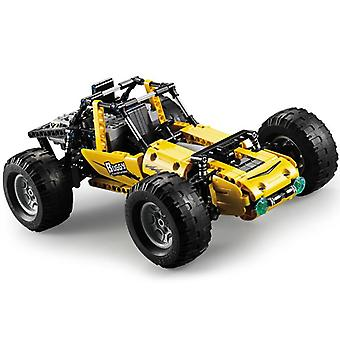 Cada 522pcs Buggy Remote Controlled All-terrain Off-road Vehicle With Moc Model