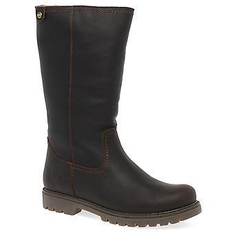 Panama Jack Bambina B82 Womens Leather Boots