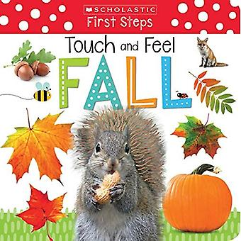 Touch and Feel Fall (Scholastic Early Learners) (Scholastic Early Learners) [Board book]