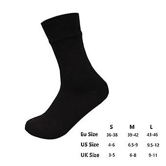 100% Waterproof Breathable Bamboo Rayon Socks  For Hiking Hunting Skiing