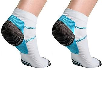 New Miracle Compression Sock Anti-fatigue Heel Spurs Pain Sock-women