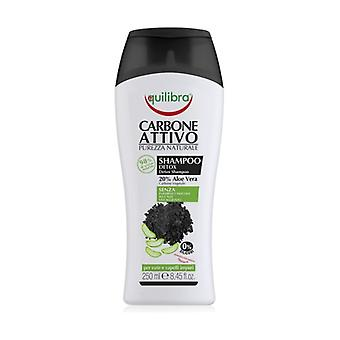 Activated Charcoal Detox Shampoo 250 ml
