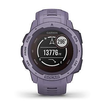 Garmin 010-02293-02 Instinct Solar GPS Orchid SiliconEn Bluetooth Horloge