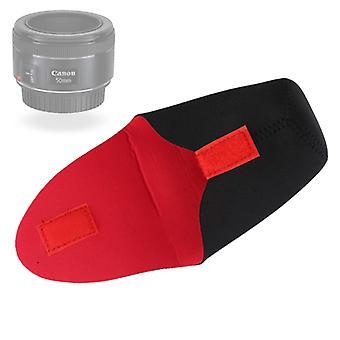SLR Camera Lens Pakket Verdikking Schokbestendige Neoprene Lens Opslag Zak Sticky Deduction, Diameter: 65mm, Hoogte: 100mm