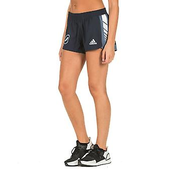 Adidas Women's Graphic Moto Shorts EI2870