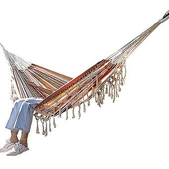 Amaca Swing-chair/hanging-net Macrame Boho Garden Double Outdoor/indoor