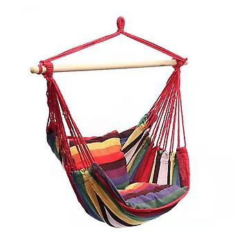 Outdoor Leisure Swing Hanging Chair Indoor Rocking Chair Hammock,hanging Chair For Yard ,bedroom, Porch ,indoor,outdoor