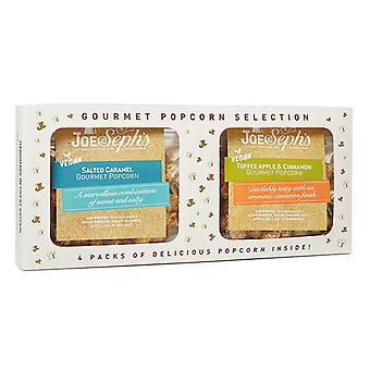 Vegan Gourmet Popcorn Selection Box (Standard 128g)