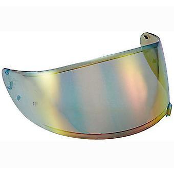 Genuine Shoei X-Spirit 3 Rainbow Spectra Mirror helmet visor shield