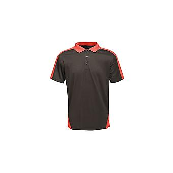 Regatta Contrast Collection Men's Contrast Coolweave Wicking Polo TRS174