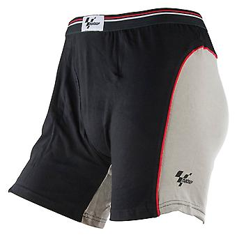 MotoGP Black/Grey Boxer Shorts