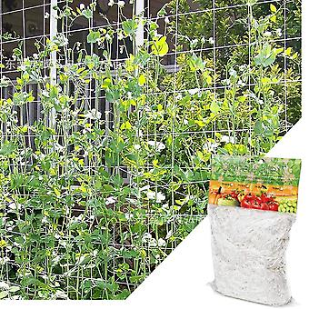 Plant Trellis Netting, Heavy-duty, Polyester Support Vine, Climbing Hydroponics