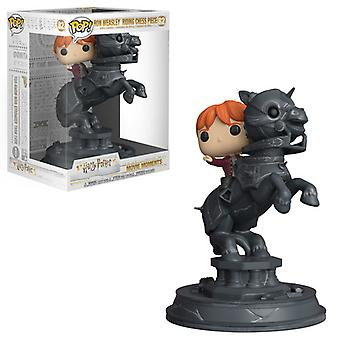 Harry Potter - Importazione Ron Riding Chess Piece USA