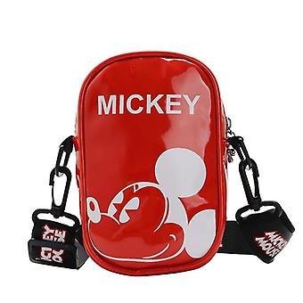 Mickey Mouse's Messenger Bag, Minnie Shoulder, Chest Waist Bags