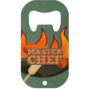 Grindstore Backyard BBQ Master Chef Mini Flasköppnare