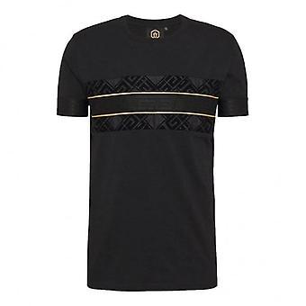 Glorious Gangsta Barcio Black Stretch T-shirt