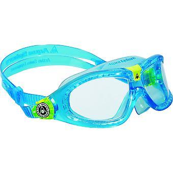 Aqua Sphere Seal Kid 2 Swimming Goggle - Clear Lenses - Aqua Blue