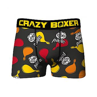 Crazy Boxers Pringles Chips All Over Boxer Briefs