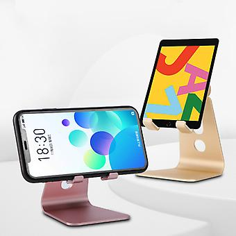 Desktop Holder Tablet Stand For ipad 9.7 inch Rotation Aluminium Tablet Stand Secure