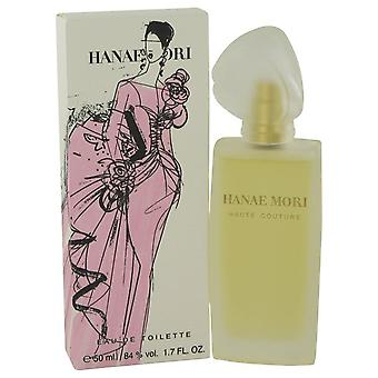 Hanae Mori Haute Couture Eau De Toilette Spray By Hanae Mori 1.7 oz Eau De Toilette Spray