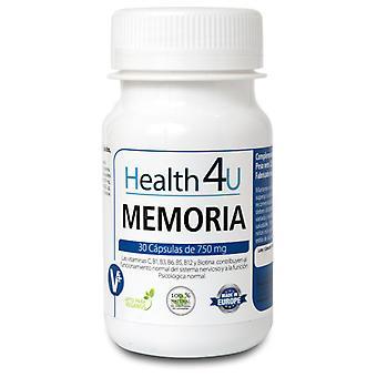 Health 4U Memory 30 Capsules
