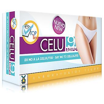 Laboratorios Tegor Celu 9 Adipo Cellulite 45 Kapseln