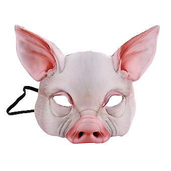 Halloween Masquerade Pig Mask Carnival Party Cosplay Props