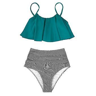 High Waisted Bikini Sets Sexy Tank Top Swimsuit ( Set 2)