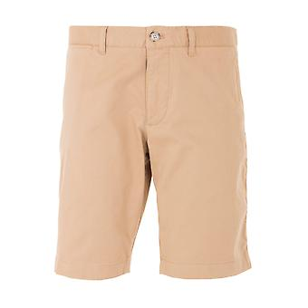 Lacoste Stretch Slim Fit Chino Shorts - Beige
