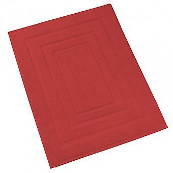 bath-vorleger Pacifique 100 x 60 cm cotton red