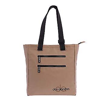 Don Algod n Zoe Shopper Bag 32x10x35 cm Beige Size: 32 x 10 x 35 cm